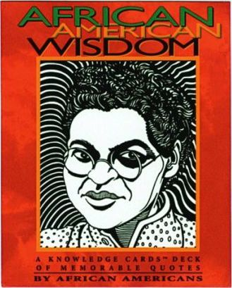 African American Wisdom: Knowledge Cards