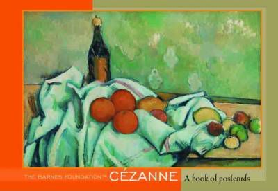 Cezanne Book of Postcards A535
