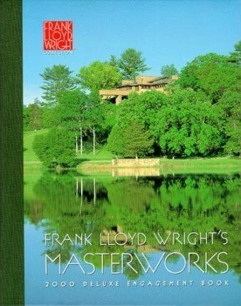 Frank Lloyd Wright's Masterpieces Engagement Diary