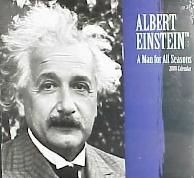 Albert Einstein: 2000 Wall Calendar