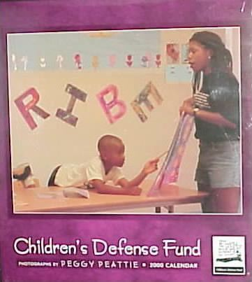 Children's Defense Fund: 2000 Wall Calendar