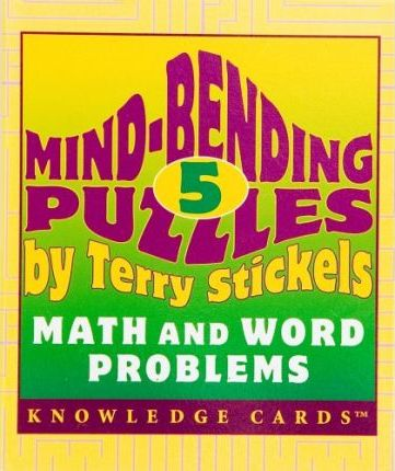 Math and Word Problems Knowledge Cards
