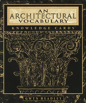 Architectural Vocabulary Knowledge