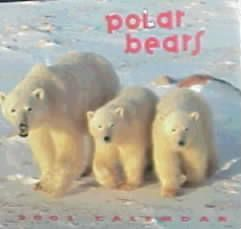 Polar Bears Wall Calendar: 2001