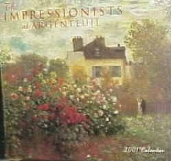 Impressionists at Argenteuil 2001: 2001