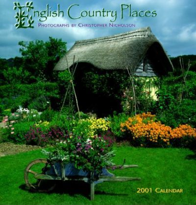 English Country Places Wall Calendar: 2001