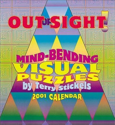 Out of Sight Visual Puzzles Calendar: 2001