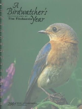Birdwatcher's Year Desk Appointment Book: Deluxe Engagement Book