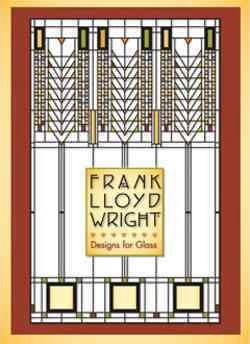Frank Lloyd Wright Glass Designs Boxed Note
