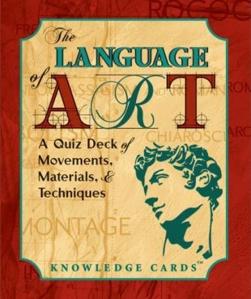 The Language of Art Knowledge Cards