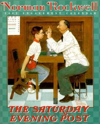 Norman Rockwell Diary 2002