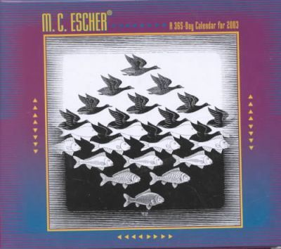 M.C. Escher 365-Day Tear-off Calendar: 2003
