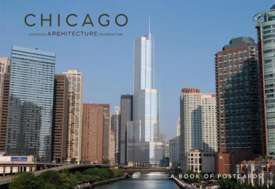 Chicago Book of Postcards Aa229