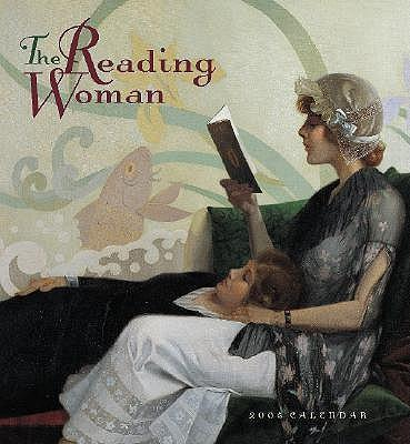 Reading Woman Wall Calendar 2005