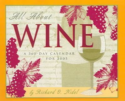 All About Wine Calendar 2005