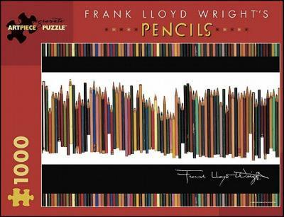 Frank Lloyd Wright's Pencils Puzzle