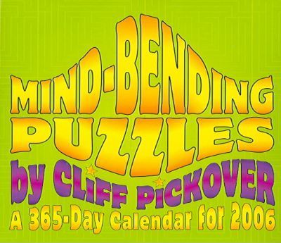 Mind-bending Puzzles A 365-Day 2006 Calendar