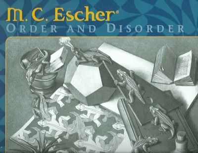 M.C. Esher Order and Disorder 2006 Calendar