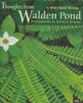 Thoughts from Walden Pond 2006 Calendar