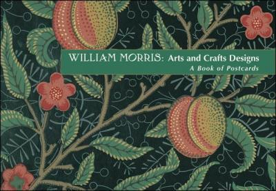 William Morris Arts and Crafts Designs Book of Postcards Aa300