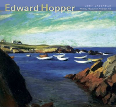Edward Hopper Calendar 2007