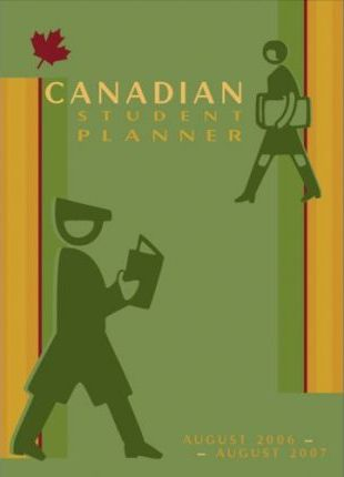 Canadian Student Planner