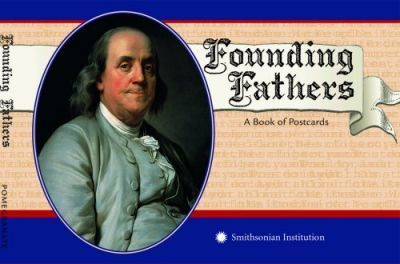 Founding Fathers Book of Postcards Aa337