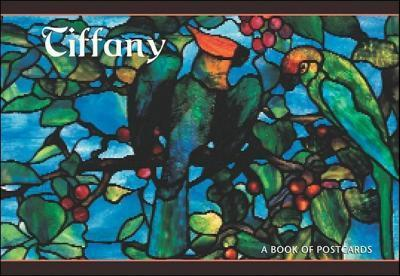 Tiffany Book of Postcards