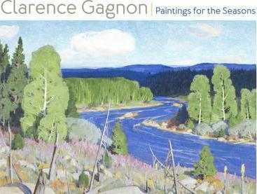 Clarence Gagnon Paintings for the Seasons Boxed Notecards 0392
