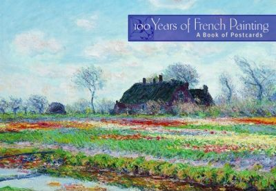 100 Years of French Painting Book of Postcards Aa343