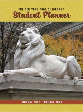 The New York Public Library Student Planner