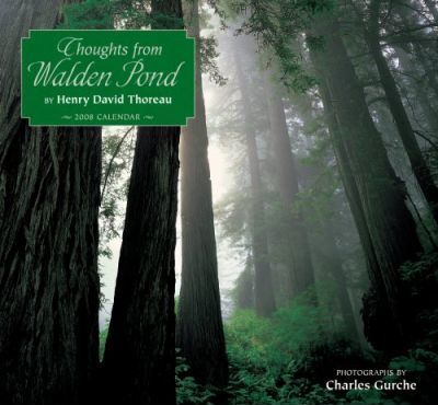 Thoughts from Walden Pond 2008 Calendar
