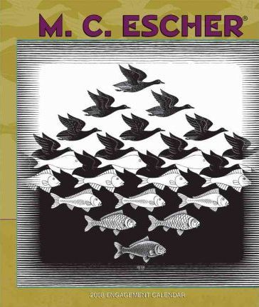 M. C. Escher 2008 Engagement Calendar