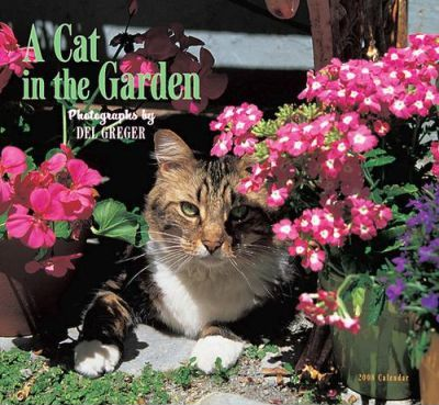 A Cat in the Garden 2008 Calendar