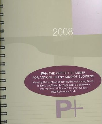 P+ 2008 Daily Planner