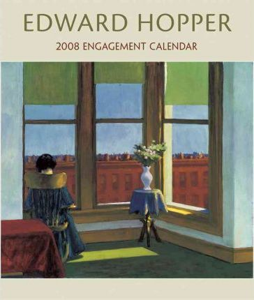 Edward Hopper 2008 Calendar