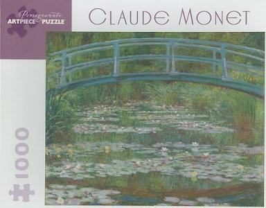 Claude Monet 1000-Piece Jigsaw Puzzle