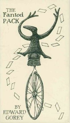 The Fantod Pack by Edward Gorey Aa423