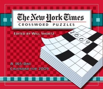 The New York Times Crossword Puzzles, a 365-Day Calendar