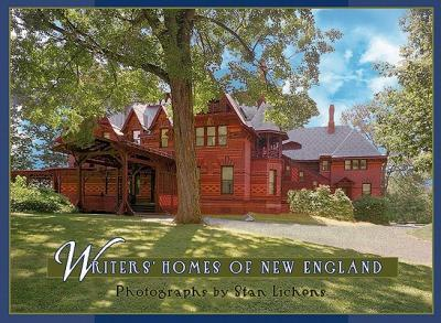 Writers' Homes of New England Notecards