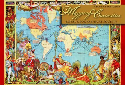 Mapping Curiosities, Royal Geo Society
