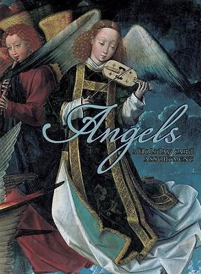 Angels Holiday Boxed Card Asso
