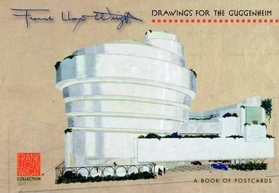 Drawings for the Guggenheim