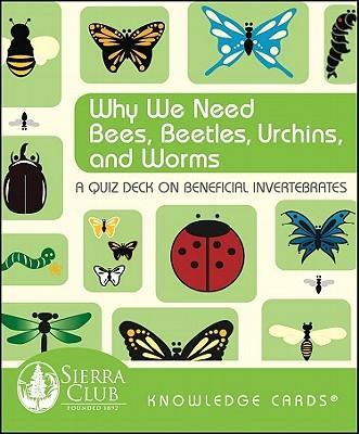 Why We Need Bees, Beetles, Urchins, and Worms Knowledge Cards