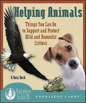 Helping Animals Knowledge Cards