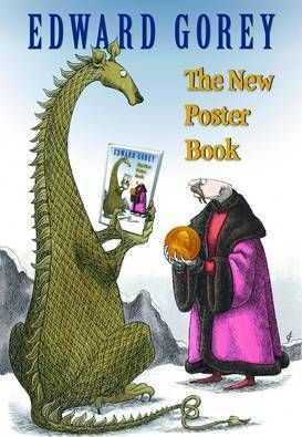 Edward Gorey the New Poster Book A171
