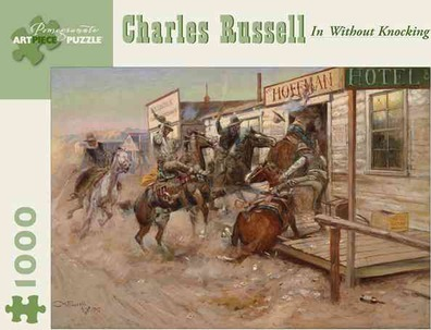 Charles Russell - in Without Knocking