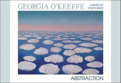 Georgia O'Keeffe Abstraction Book of Postcards Aa617