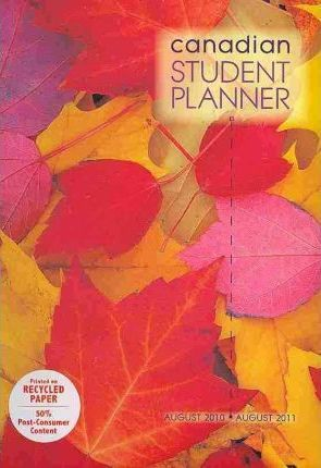 Canadian 2011 Planner