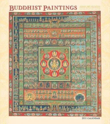 Buddhist Paintings Coloring Book Cb111